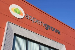 Aspen Grove - 3D Signage