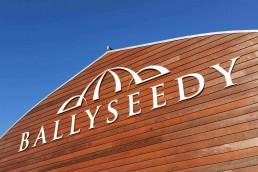 Ballyseedy Garden Centre - Raised 3D Lettering