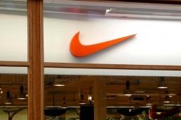 Nike - Raised 3D Signage