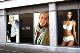 Shaws - Window Graphics