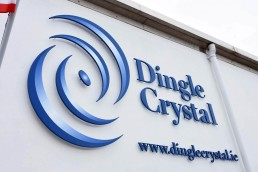 Dingle Crystal - 3D Logo and Lettering