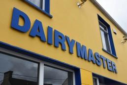 Dairymaster - 3d Lettering