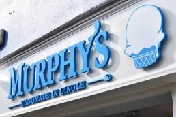 Murphy's Ice Cream - 3D Signage