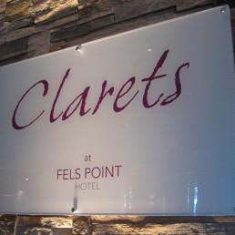 Fels Point Hotel - Internal Wall Plate