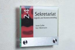 Firma - Acrylic Nameplate