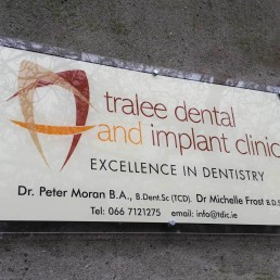 Tralee Dental and Implant Clinic - Nameplate