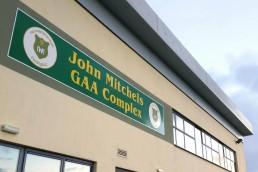 John Mitchels GAA Club - Wall Signage