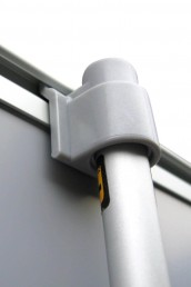 DB2 Roller Banner Top Rail Support
