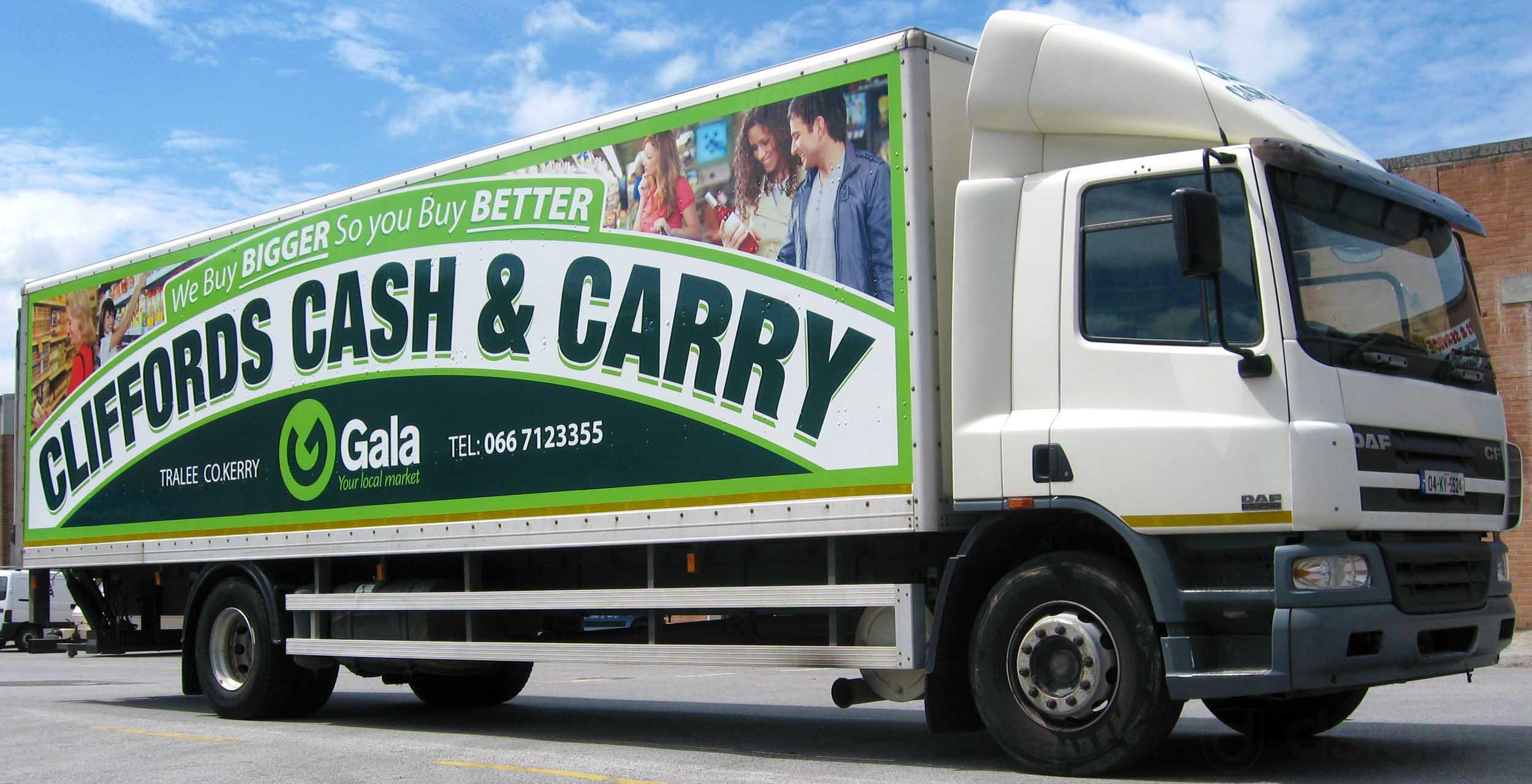 5ea5d5f0e33895 Cliffords Cash   Carry - Digital Truck Graphics