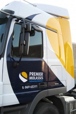 Premier Molasses - Vinyl Graphics