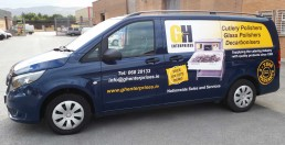 GH Enterprises - Vehicle Graphics