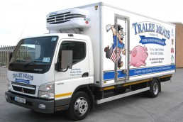 Tralee Meats - Truck Signage