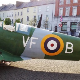 Listowel Military Weekend - Spitfire Decals