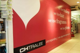 CH Chemist - Wall Graphics