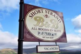 Short Strand B&B - Free Standing Signage