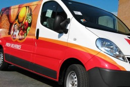 Supervalu - Vehicle Wrap