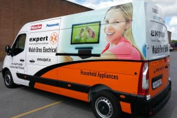 Walsh Brothers Electrical - Vehicle Wrap