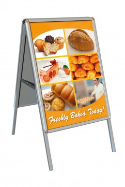 Fresh Bakery - A-Master Pavement Sign