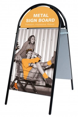 B2 A-Sign - Pavement Display