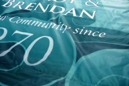 St Brendan's Church - Polyester Banner