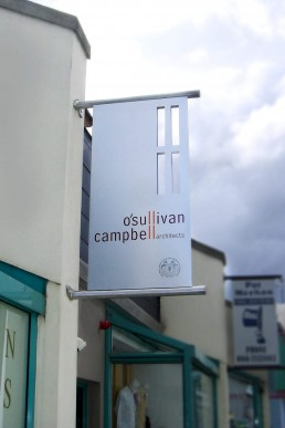 O Sullivan Campbell - Projecting Sign