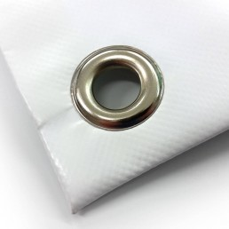 Eyelet or Grommet for PVC Banner