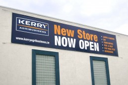 Kerry Agribusiness - PVC Banner