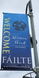 Writers Week - PVC Banners