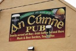 An Cuinne Pub - Wall Signage