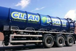 Cleanpower - Digitally Printed and Vinyl Graphics