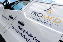 Promed - Vehicle Graphics