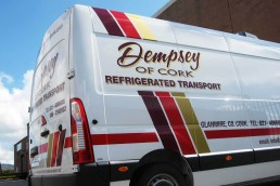 Dempsey of Cork - Vinyl Graphics