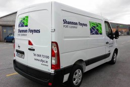 Shannon Foynes Port Company - Vinyl Graphics and Digital Print