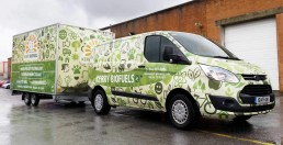 Kerry Biofuels - Full Van and Trailer Wraps
