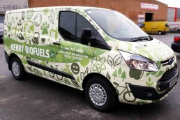 Kerry Biofuels - Vehicle Wrap
