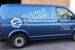 Sugrue Design - Vinyl Graphics