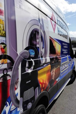 Fitzgeralds Homevalue - Vehicle Wrap
