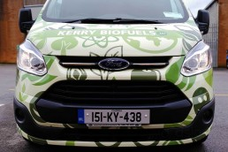 Kerry Biofuels - Full Vehicle Wrap