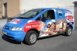 Remax Auctioneers - Vehicle Wrap