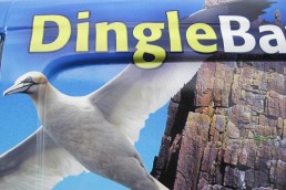 Dingle Bay Charters - Full Vehicle Wrap