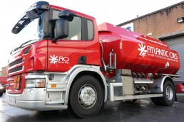 Atlantic Oils - Vehicle Livery