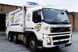 Whites Skip Hire - Truck Decals