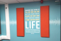 Kerry ETB Training Centre - Full Colour Wall Graphics