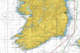 Irish Coast Guard - Map Design