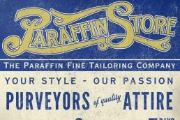 Paraffin - Image Generation and Graphic Design