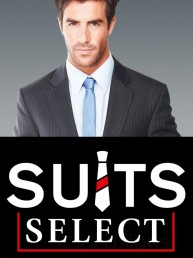 Suits Select - Graphic Design