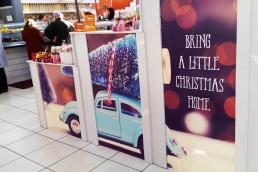 Ballyseedy Garden Centre - Christmas Signage