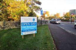 IT Tralee - Roadside Event Signage