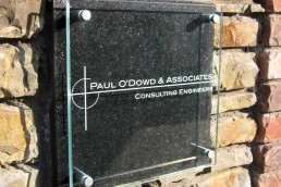 Paul O'Dowd & Associates - Nameplate