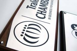 Tralee Chamber - Nameplate